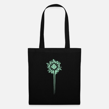 Eldritch Blast - Green - Tote Bag