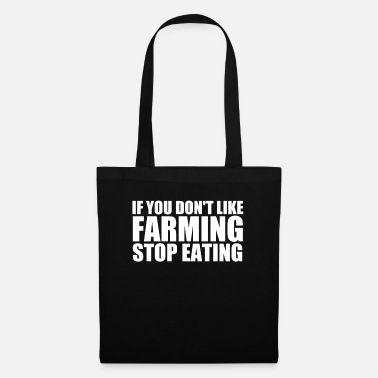 Farmer agriculture demo demonstration farmer - Tote Bag