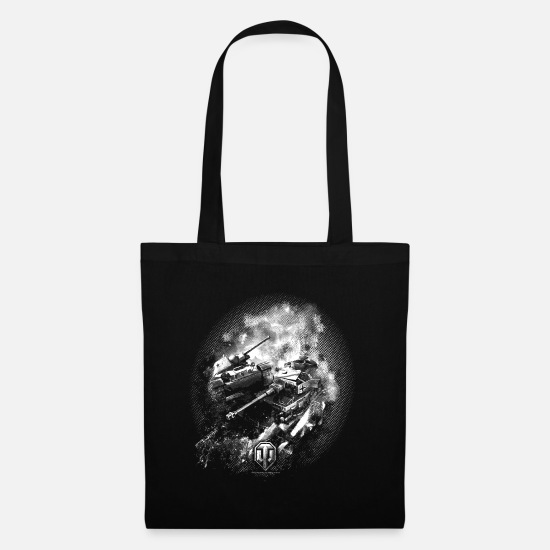 Gaming Bags & Backpacks - World of Tanks - Battlefield BW - Tote Bag black