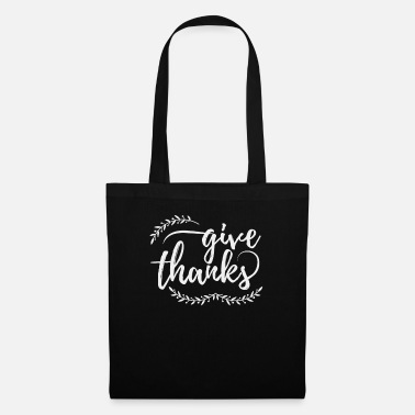 American Indian Thanksgiving Day Inspired Design for Giving Thanks - Tote Bag