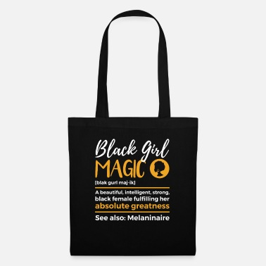 Black Girl Magic Black Girl Magic - Tote Bag