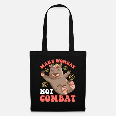 Cute Wombat Lover I Want One - Tote Bag