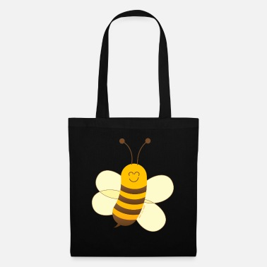 Little Big Horn Smiling Little Bee - Sac en tissu