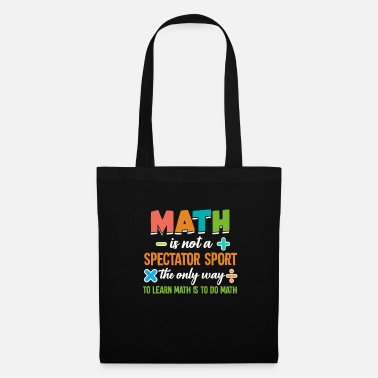 Maths Math math - Tote Bag