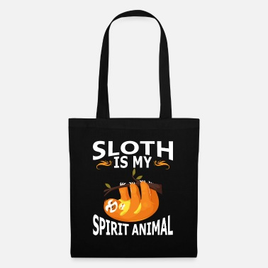Chill Sloth is My Spirit Animal - Tote Bag
