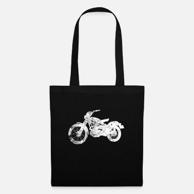 Motorcyclist motorcyclist - Tote Bag