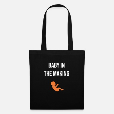 Baby in production toddler - Tote Bag
