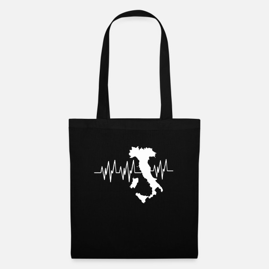 Gift Idea Bags & Backpacks - Italy - Tote Bag black