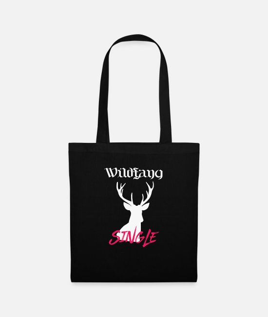 Munich Bags & Backpacks - Wiesn Wildfang - The cult shirt - Tote Bag black