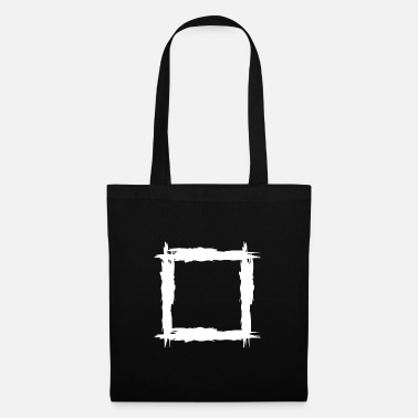 Square white - Tote Bag