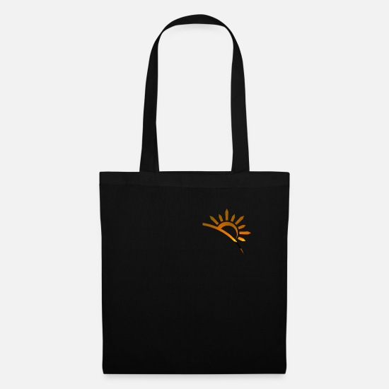 Skies Bags & Backpacks - Sun - Tote Bag black