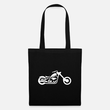 Rally Motorcykel Chopper Cruiser Biker Mechanic Gift - Tygväska