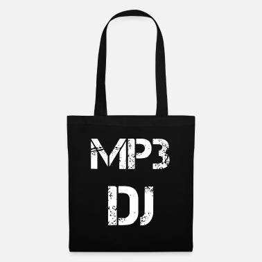 Mp3 MP3 DJ - Tote Bag