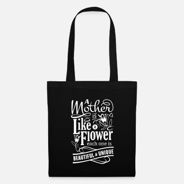 Mothers Day design for Wife - Mother is like a - Tote Bag