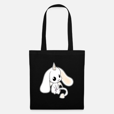 Illustration The unicorn cute monster gift idea cute - Tote Bag