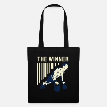 Boxing Training The Winner - Tote Bag