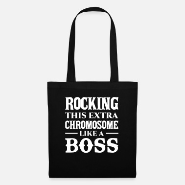 Autism Month Rocking This Extra Chromosome Like A Boss - Tote Bag