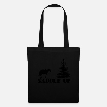 Saddle saddle up - Tote Bag