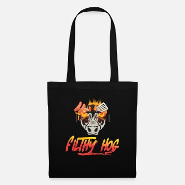 Hog Filthy Hog - Tote Bag