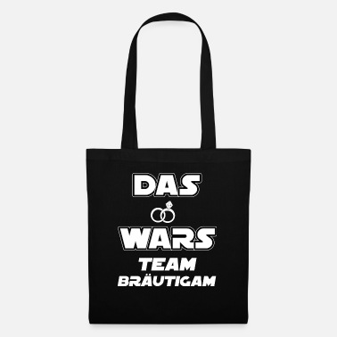 Young Persons YOUNG PERSONAL AWARD: THE WARS TEAM BRAEUTIGAM - Tote Bag