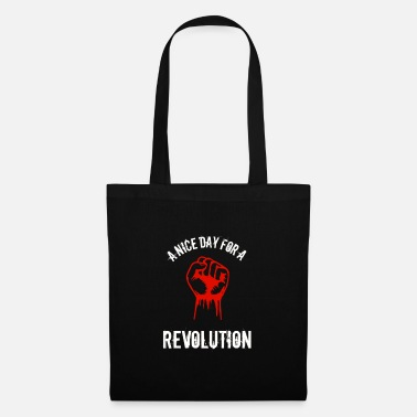 Wing a nice day for a revolution - Tote Bag