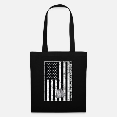 Navy Everyone Deployed Red Friday American Military - Tote Bag