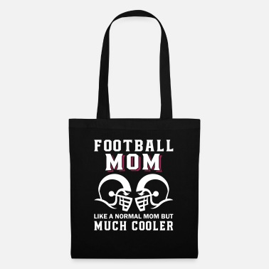 Official Person Football Mom Much Cooler - Tote Bag