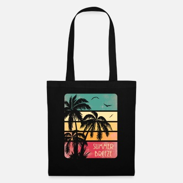 Scheming Summer Breeze - Tote Bag