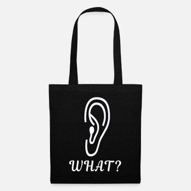 Whats What? What? - Tote Bag