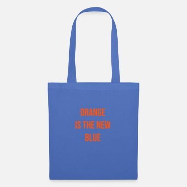 Orange is the new blue - Tote Bag