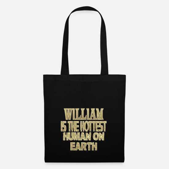 William Sacs et sacs à dos - William - Sac en tissu noir