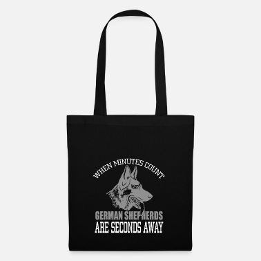 German Shepherd German Shepherds - Tote Bag
