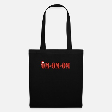 Om Om Om Om Christmas - Tote Bag