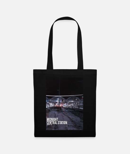 Coast Bags & Backpacks - midnight central - Tote Bag black
