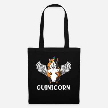 Cavy Guinea Pig Unicorn Guinicorn Cute Cavy Pet - Tote Bag