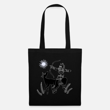 The Cosmic Hunt - Tote Bag