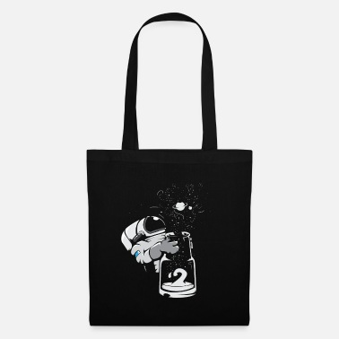 Travel space travel - Tote Bag