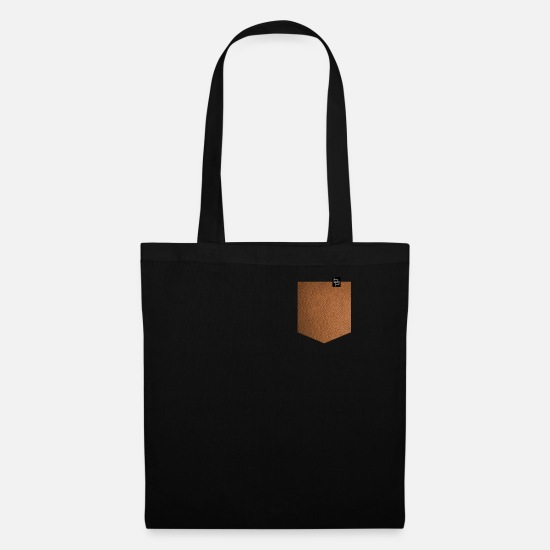 Leather Bags & Backpacks - leather - Tote Bag black