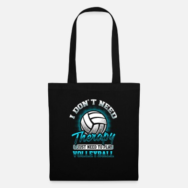 Therapy Volleyball - Therapy - Tote Bag