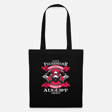 August August - fire princess - birthday - outfit - DE - Tote Bag