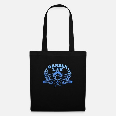 Professions Barber profession - Tote Bag