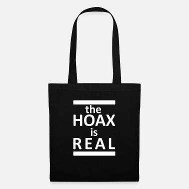 Hoaxe the HOAX is REAL - Tote Bag