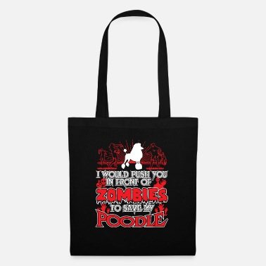 zombie poddle2 - Tote Bag