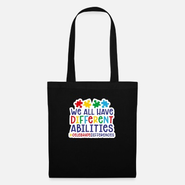 Attention Deficit Disorder Autism - Tote Bag