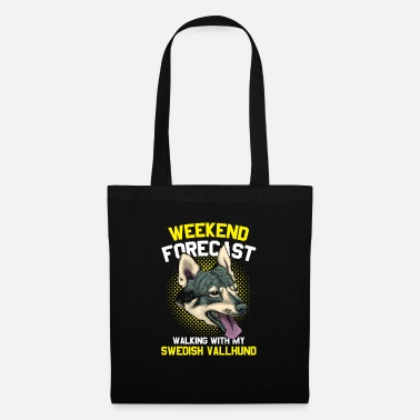 Swedish Swedish Vallhund Swedish Vallhund - Tote Bag