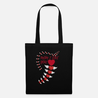 Mom I love you! - Tote Bag