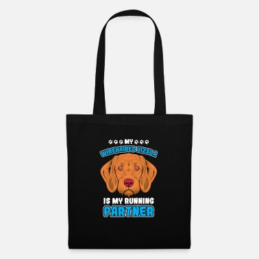 Hundeerziehung Wirehaired Hungarian Pointing Dog - Tote Bag