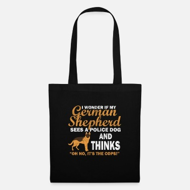 Purebred Dog Support watchdog purebred dog - Tote Bag