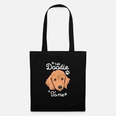 Hondenopvoeding Goldendoodle - Stoffentas