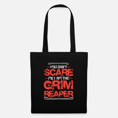 Grim Cool I Am The Grim Reaper for Halloween Lovers - Tote Bag